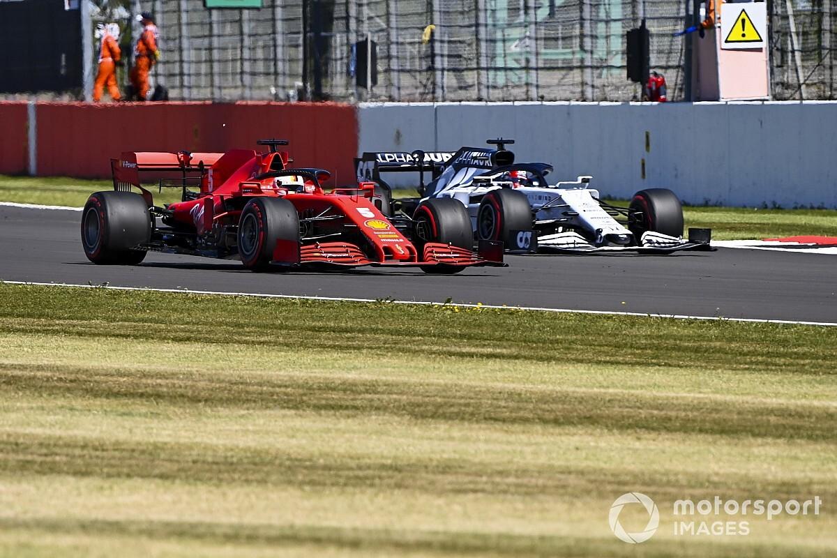 """Vettel nem ért egyet Binottoval: """"Semmit nem fejlődtünk"""""""