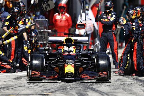 Die schnellsten Boxenstopps der Formel 1 2020