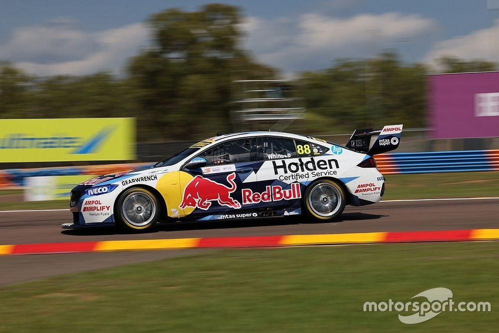 Dutton takes the blame for Whincup penalty
