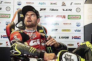 Crutchlow hekelt MotoGP-regie over talloze herhalingen crash