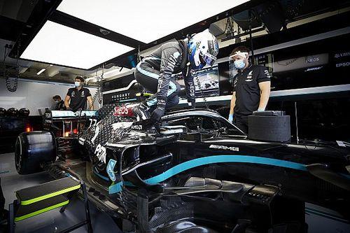 Bottas y sus negociaciones con Mercedes en el camino correcto