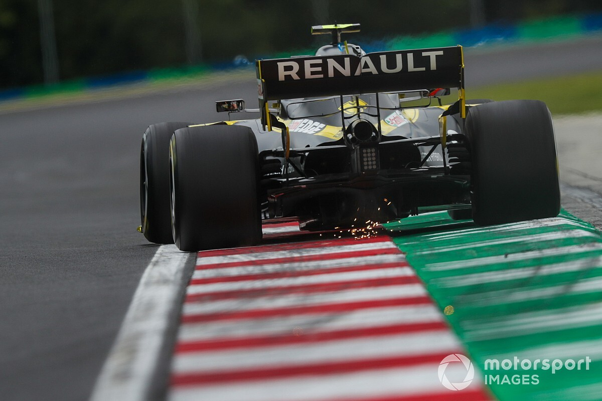 Erősen kezdett a Renault a Magyar Nagydíjon, és okosan taktikáztak
