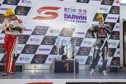 Podiums, burnouts allowed both days in Darwin
