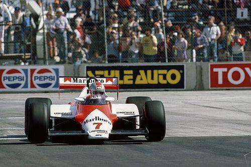 La historia de una de las remontadas más épicas de la F1