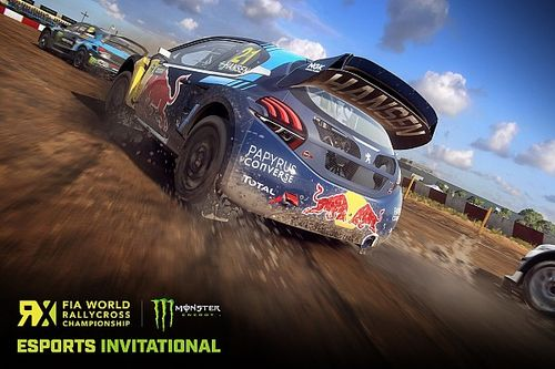 El World RX Esports corre en Montealegre