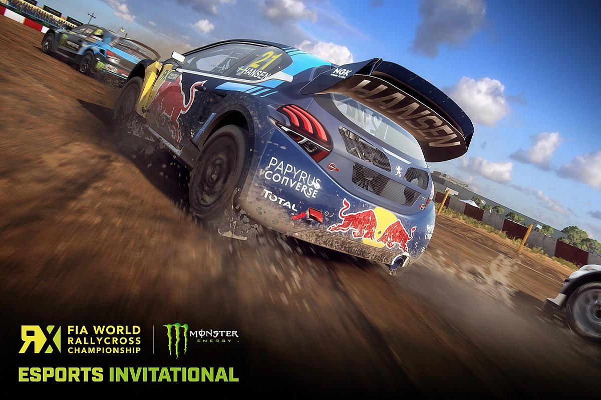 El World RX Esports desembarca en Montalegre para su segunda carrera