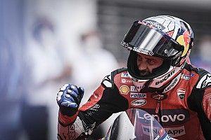Analyse: Waarom Dovizioso de eer aan zichzelf hield bij Ducati