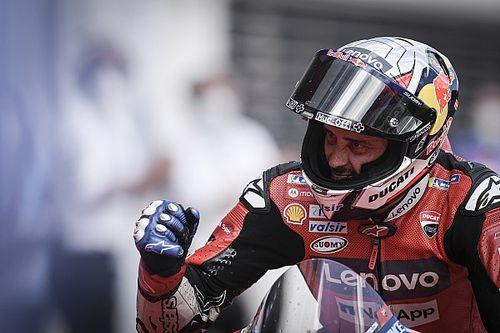 Ducati zal succesvolle seizoenen met Dovizioso 'koesteren'