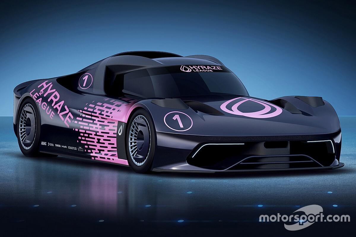 Mercedes готовит чудо-гонки: машины поедут на водороде, соревноваться будут экипажи из пилота и геймера