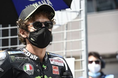 Rossi: nehéz ellensúlyozni a Yamaha sebességhátrányát