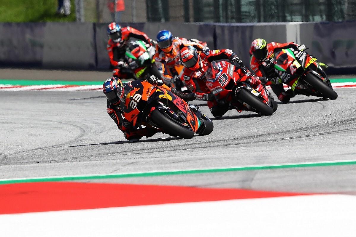 KTM krijgt uitzonderingspositie na verliezen MotoGP-concessies
