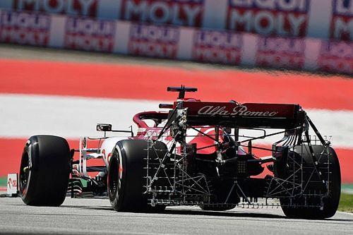 Las actualizaciones de los F1 para el GP de Estiria 2020