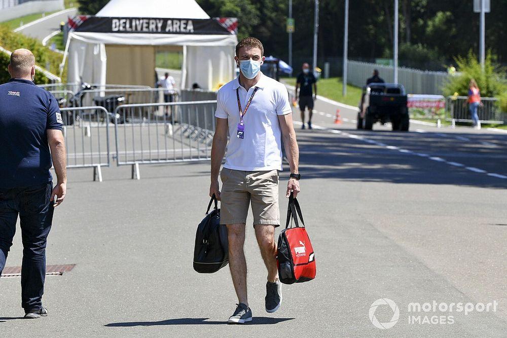 Di Resta achter Vandoorne en De Vries stand-by als McLaren-reserve