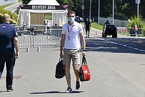 Di Resta rezerwowym McLarena