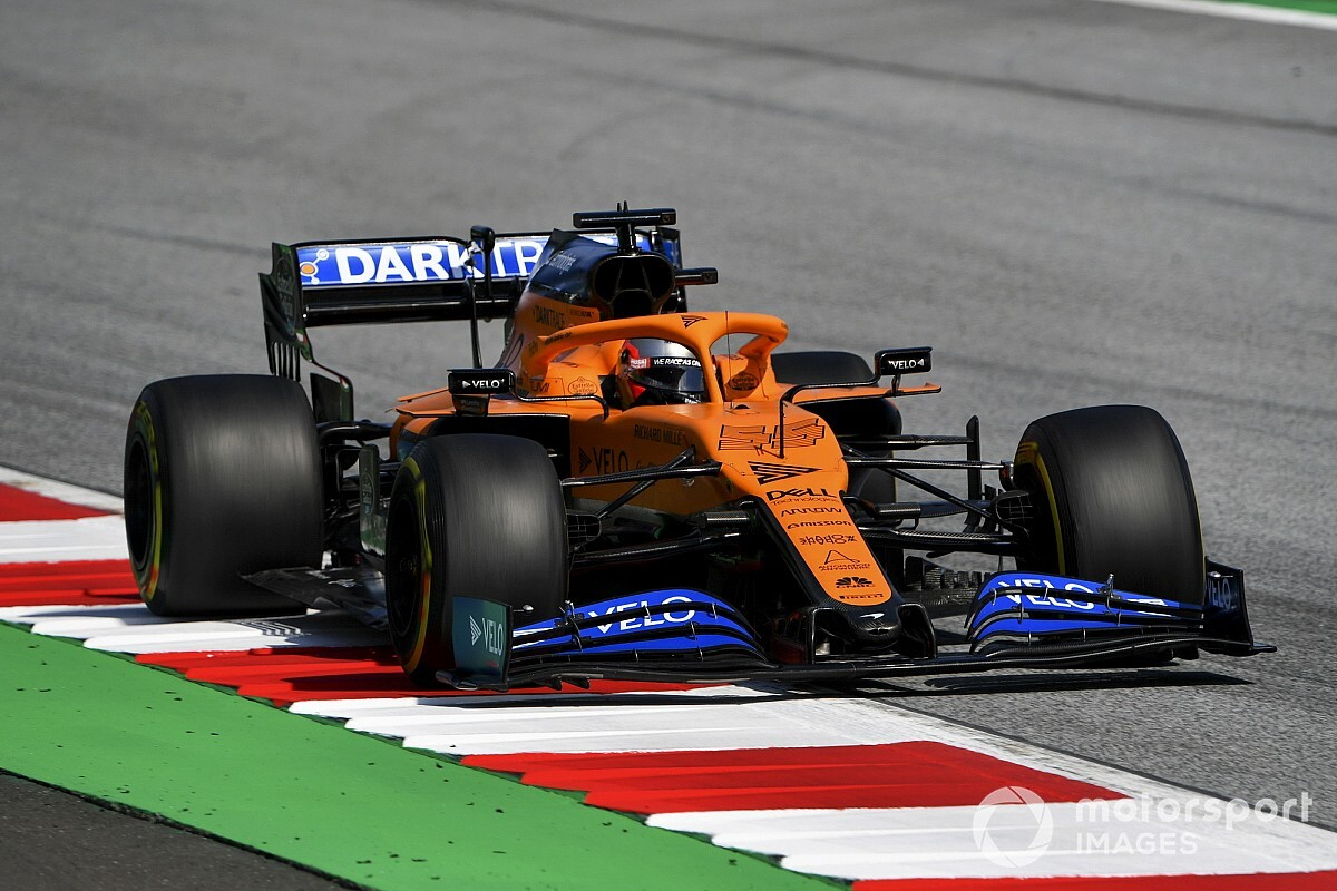 "Sainz ""will need some help"" to hand McLaren another podium"