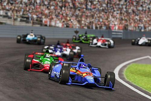 Fernando Alonso se luce con una doble victoria en Indy ante leyendas