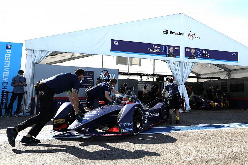 Formula E team Envision Virgin achieves carbon neutral status
