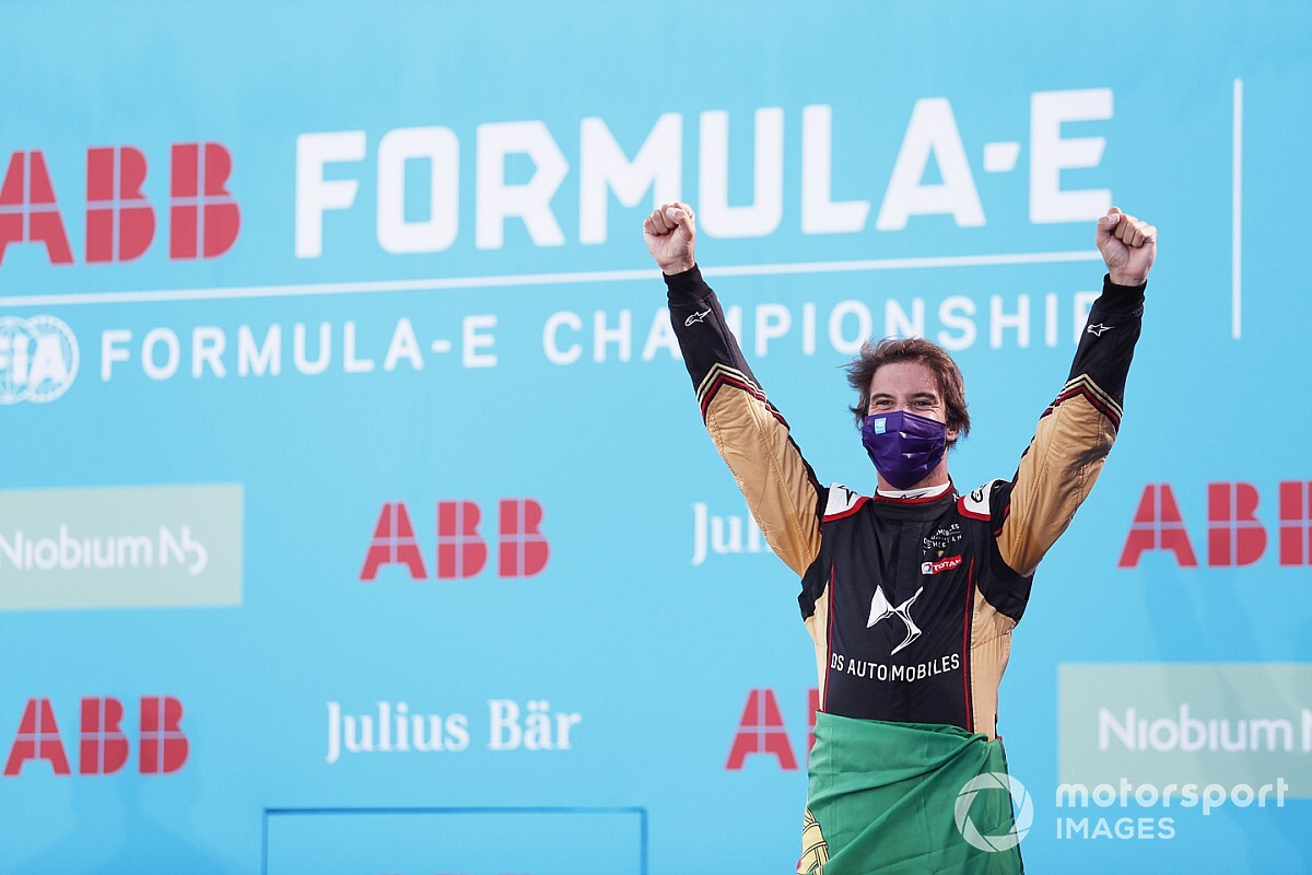 柏林E-Prix第二场:达科斯塔以三连胜扩大积分优势
