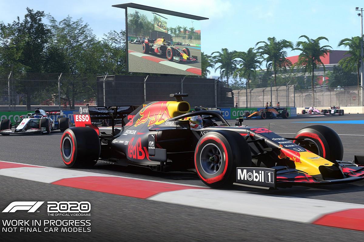 """F1新作ゲーム『F1 2020』にドライバーレーティングが実装。能力を""""見える化"""""""