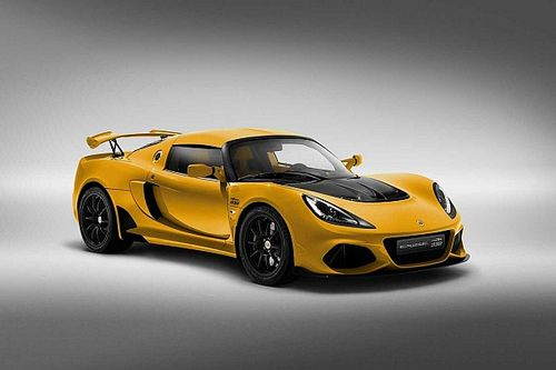 Lotus Exige Sport 410 20th Anniversary: celebrando el 20 cumpleaños