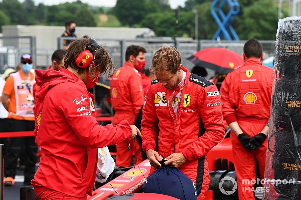 Racing Point, 31 Temmuz'a kadar Vettel'den yanıt bekliyor