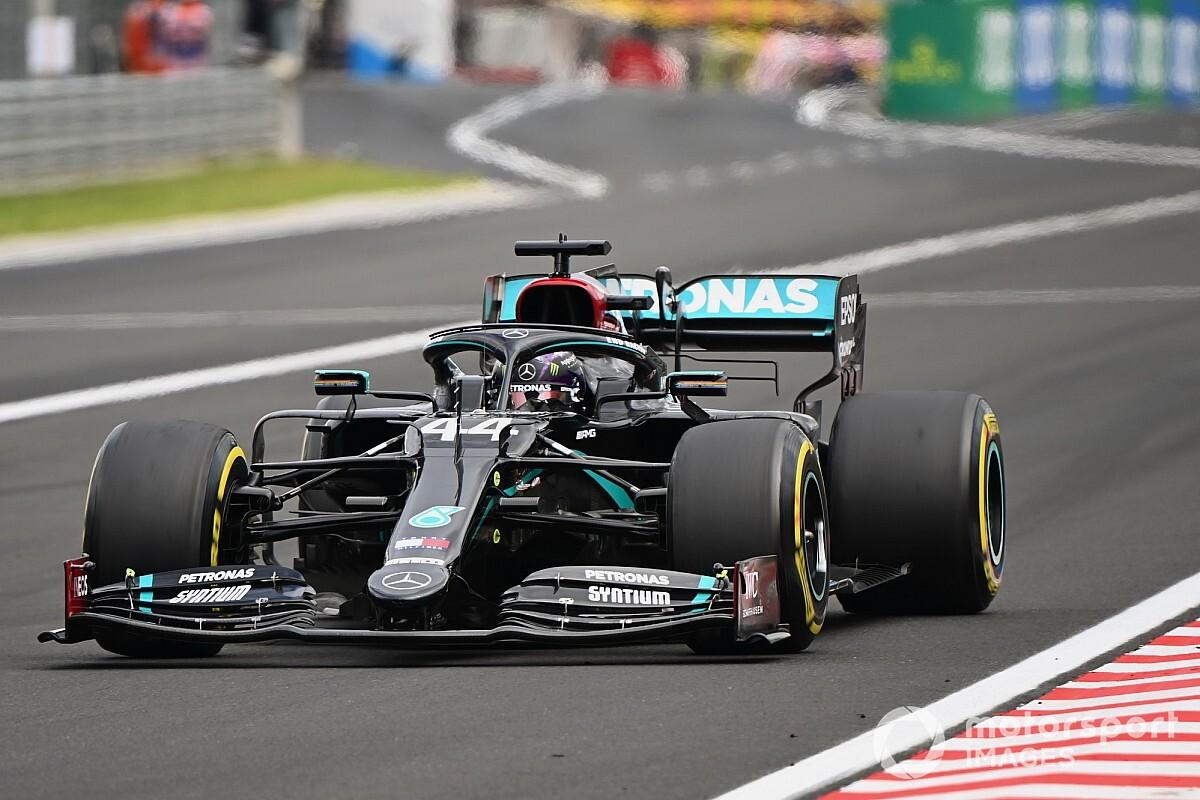 Brundle: ünnepelnünk kéne a fantasztikus Mercedest, de mindenki versenyzést akar látni, nemde?