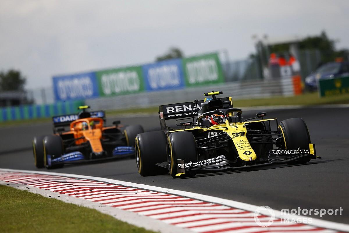 Plusz egy ok, hogy senki ne írja le a Renault szezonját, hiába a 12 pont