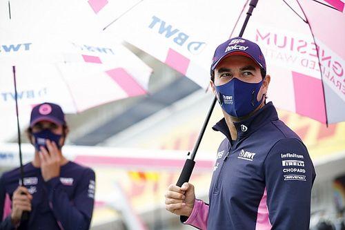 """Pérez explica cláusula que pode levar à saída da Racing Point, mas defende: """"Estou trabalhando para que isso não aconteça"""""""