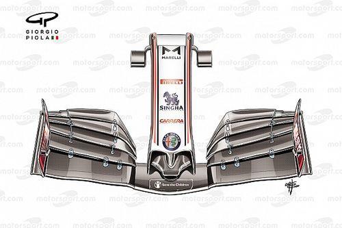 2020年、各F1チームのフロントウイングデザインが、我々に教えてくれるモノ