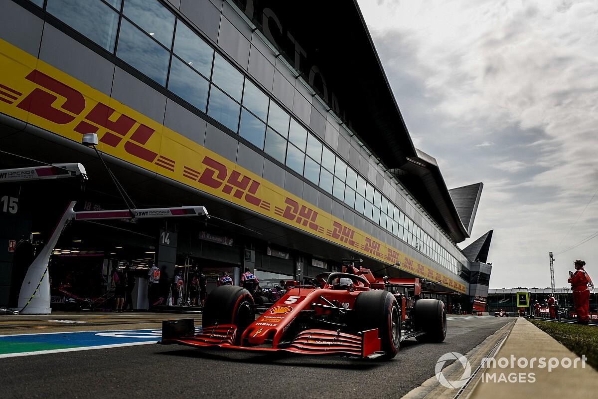Ferrari: a kötelességünk, hogy segítsük Vettelt