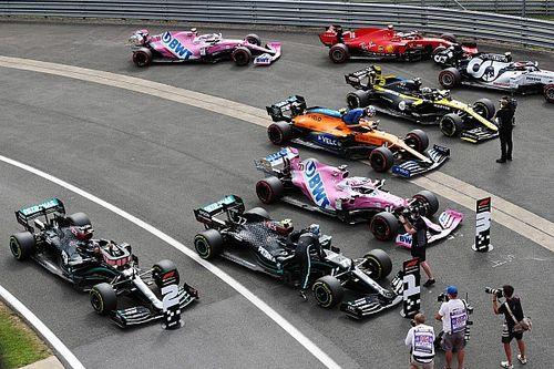 "F1车手感觉取消""排位赛引擎模式""会带来不妥"