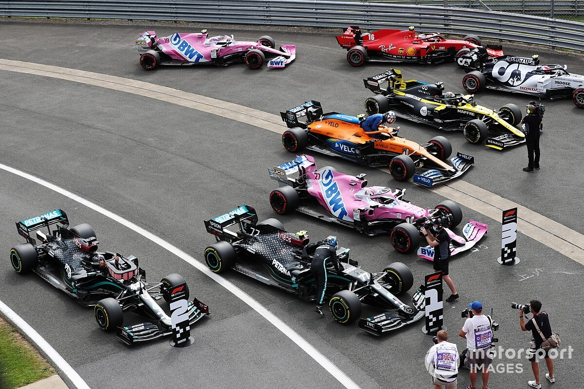 F1引擎模式禁令延后一周实施