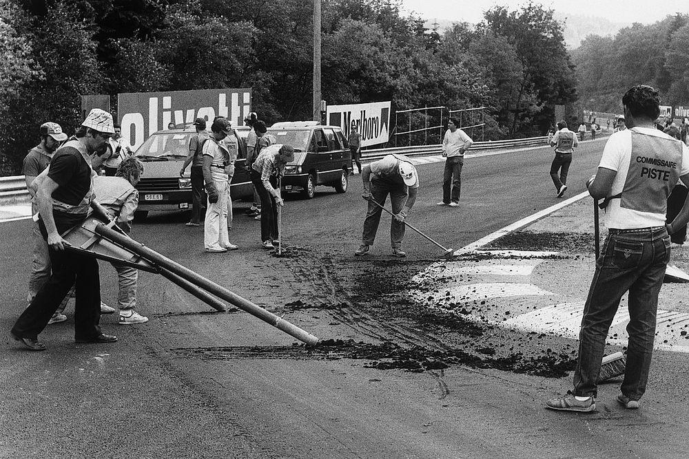 Spa 1985: Der Formel-1-Grand-Prix an zwei Wochenenden