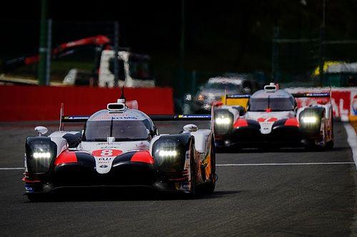 Toyota apoya el lastre por rendimiento para los LMP1