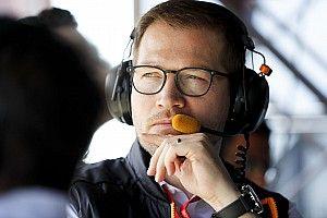 Зайдль: Потолок бюджетов – единственный шанс McLaren побороться с топ-3