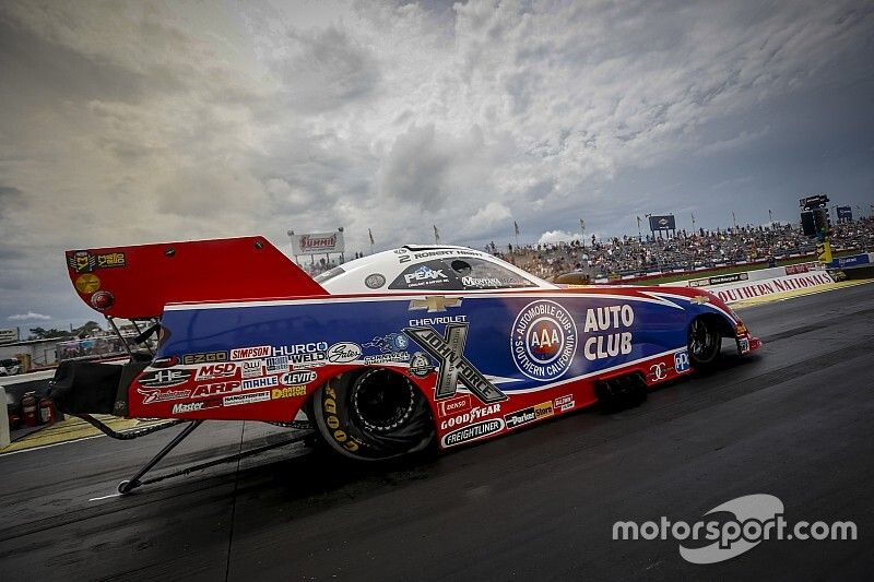 NHRA puts season on 30-day hold