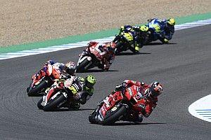 MotoGP nie chce kolidować z F1