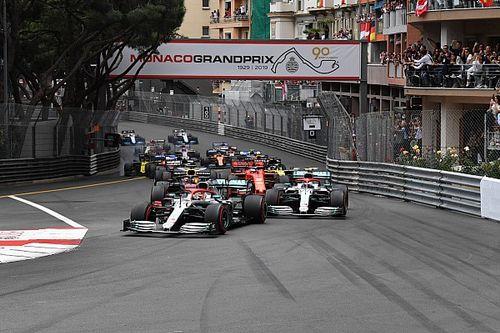 Monaco GP organisers insist race going ahead as planned