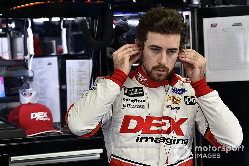 """Ryan Blaney: """"Nothing is coming together right now"""""""