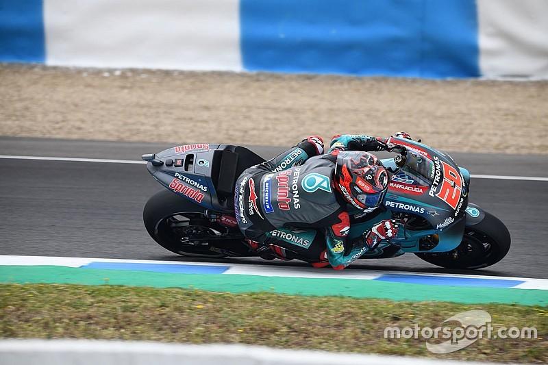Qualifs - Quartararo devient le plus jeune poleman en MotoGP !