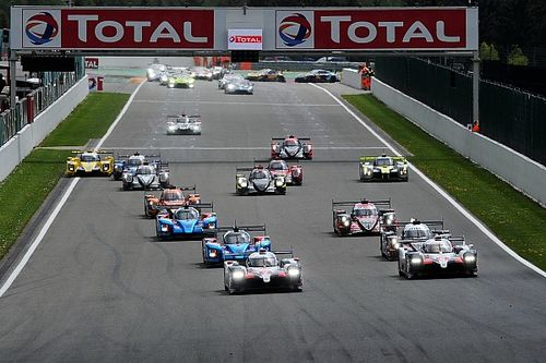 Spa WEC round latest to be postponed