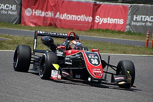 全日本F3鈴鹿|宮田莉朋が第1戦、第2戦ともにポールポジションを獲得