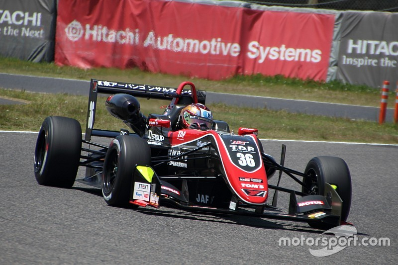 全日本F3鈴鹿 宮田莉朋が第1戦、第2戦ともにポールポジションを獲得