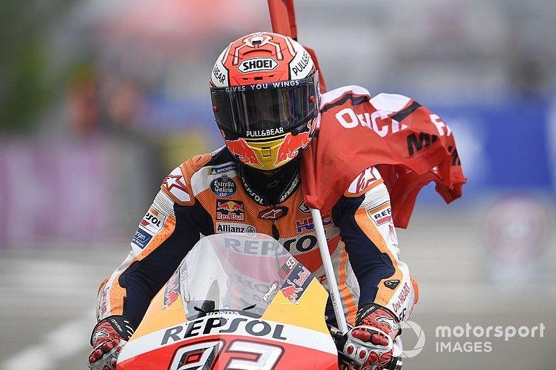Marquez kini bisa pakai gaya balap berbeda
