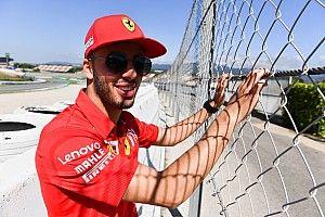 Test Barcellona, Giorno 2: sulla Ferrari c'è Fuoco. Ticktum gira con la Red Bull