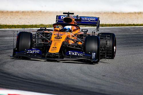 McLaren volgt Ferrari met concept voorvleugel