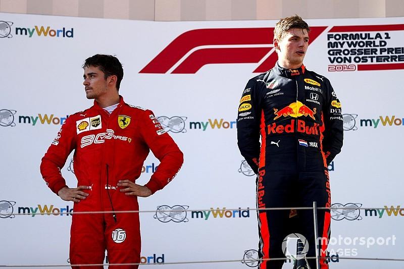 GP Österreich 2019: Diskussionen nach Verstappens Sieg-Attacke
