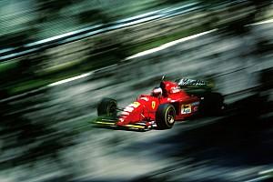 A Ferrari, ami nemcsak meggyőzte, de le is nyűgözte Schumachert