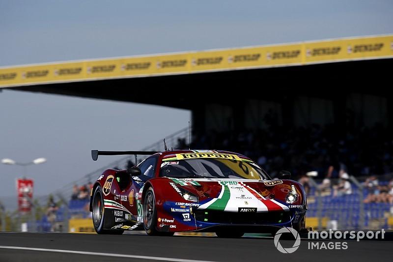 Calado expresses Ferrari Le Mans fragility fears
