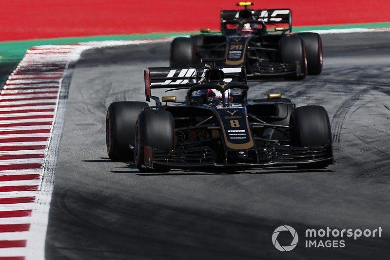 Magnussen septième du championnat, Grosjean 17e